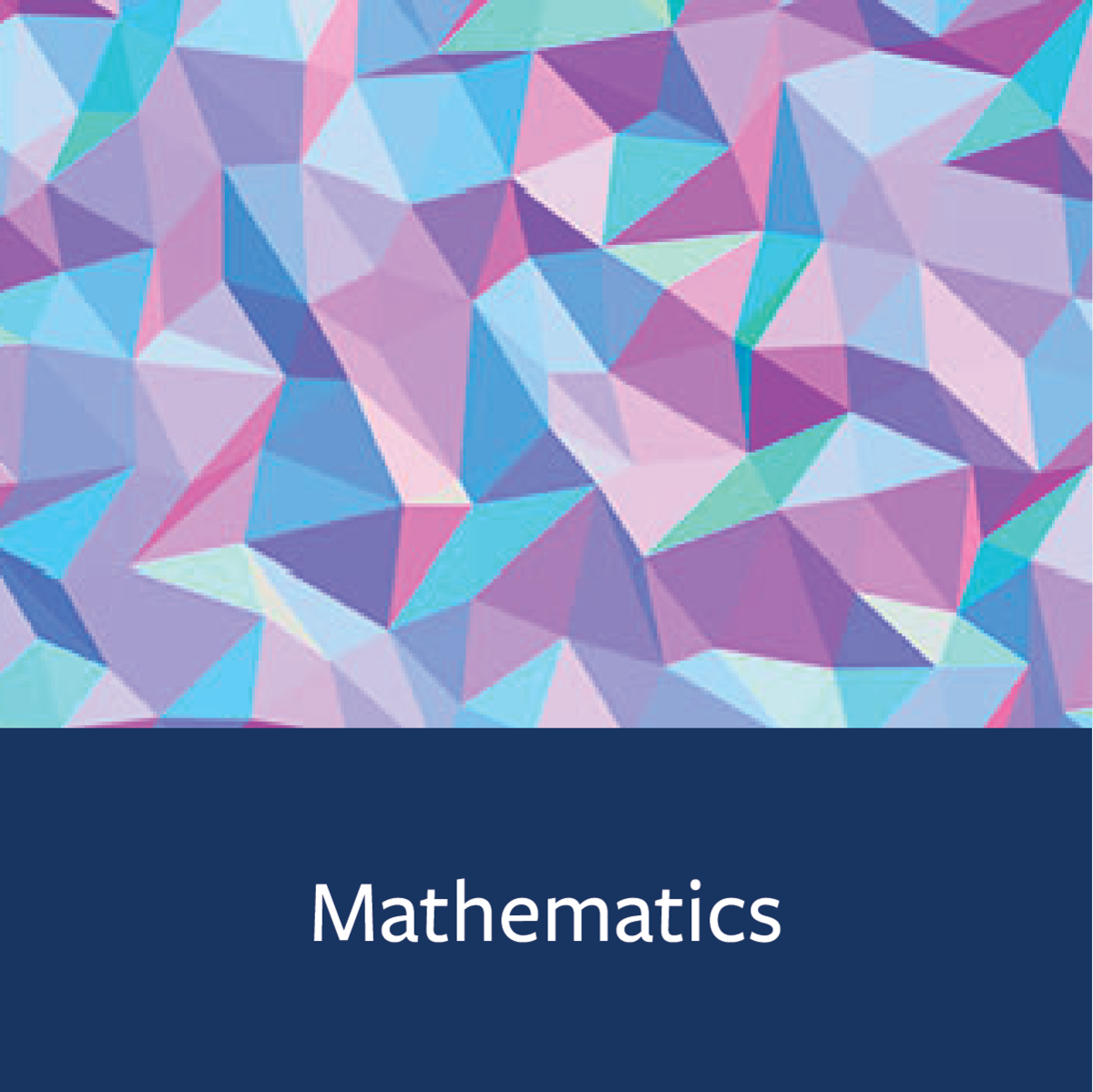 Mathematics Major Map