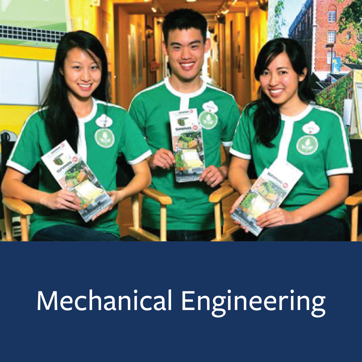 Mechanical Engineering Major Map